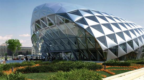 CET kulturális és kereskedelmi központ