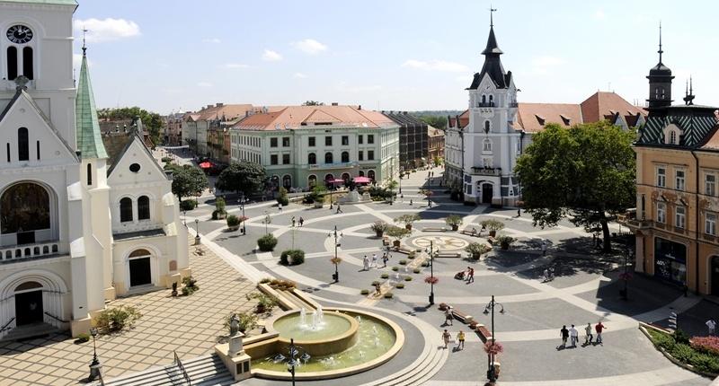 Kaposvár - Miénk itt a tér - Térrendezési munkák