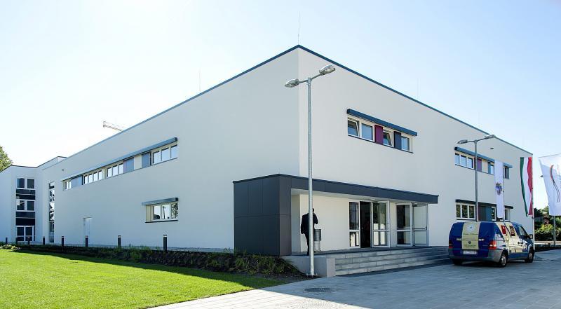 Ilyen lesz a megújult Audi-iskola Győrben