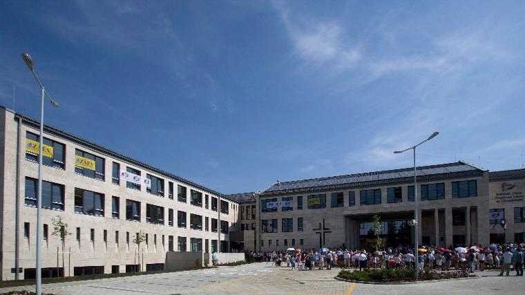Átadták a Brenner János-iskolát Szombathelyen