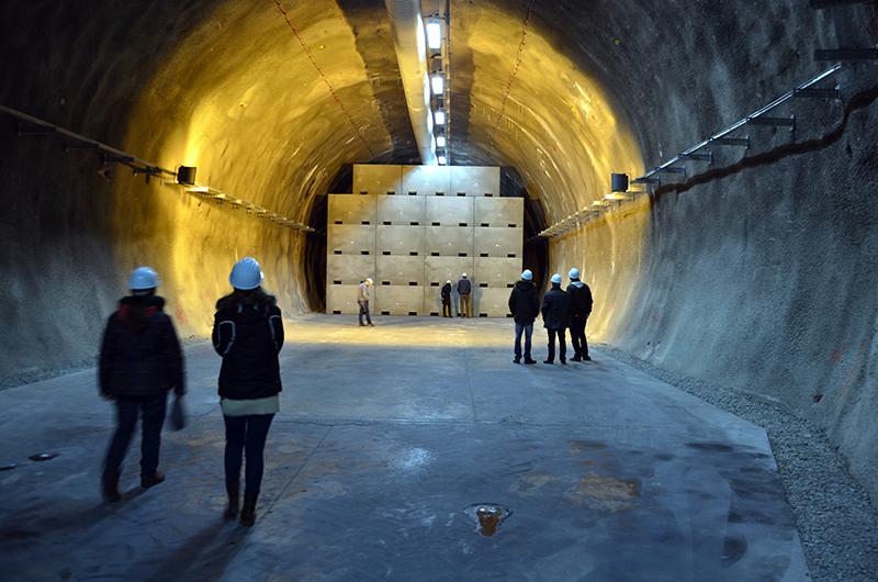 A Nemzeti Radioaktív Hulladék Tároló III. ütem 3. szakasza