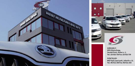 VW-konszern autók az építőipar szolgálatában