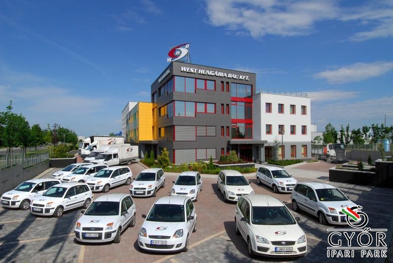 Győr+ TV cégünkről szóló riportfilmje - 2014 április 8