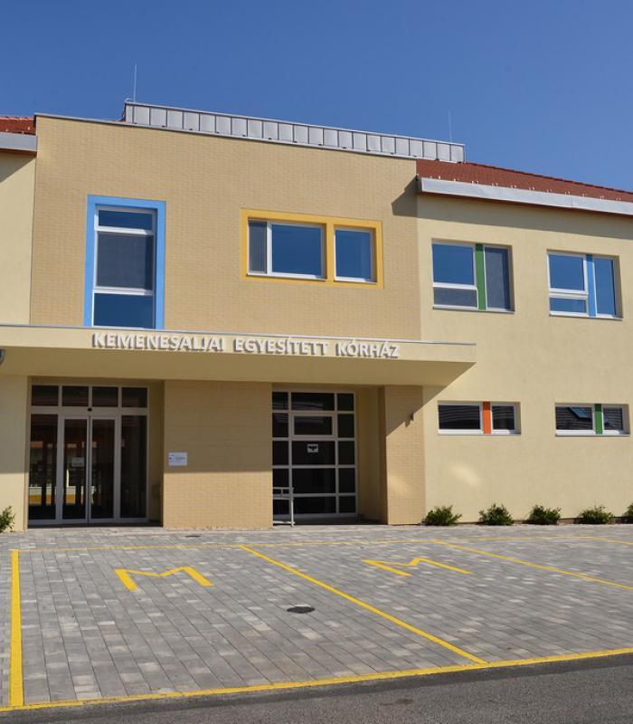 Celldömölk, Kemenesaljai Egyesített Kórház járóbeteg-ellátásának átalakítása