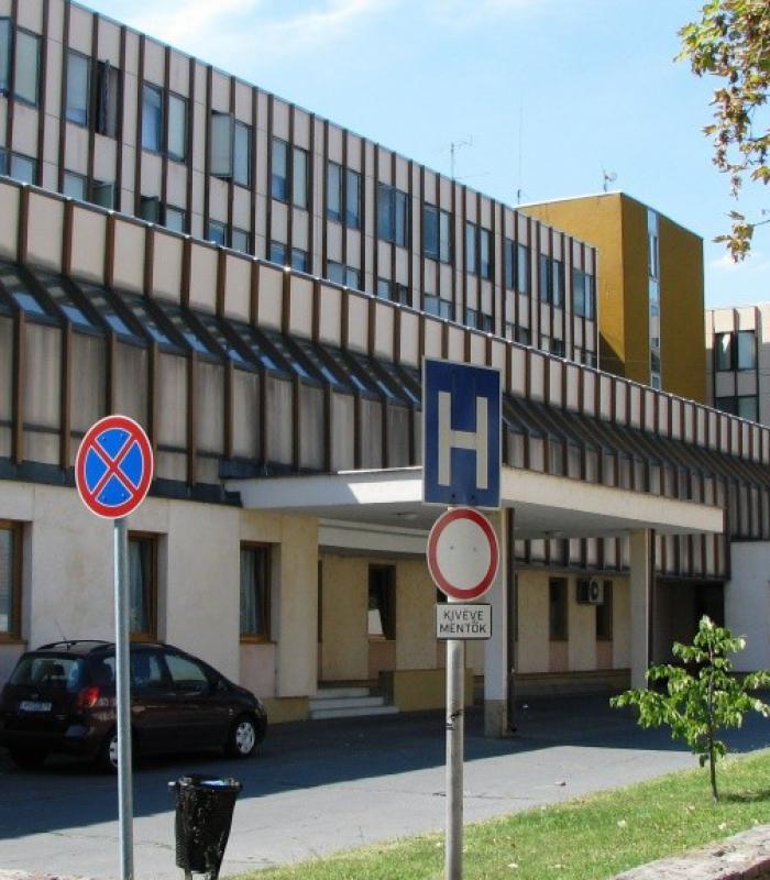 Eger Markhot Ferenc Kórház építési beruházás