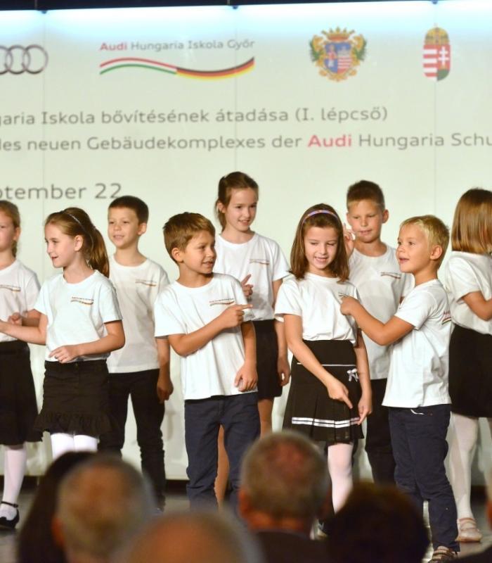 Bővül a győri Audi-iskola