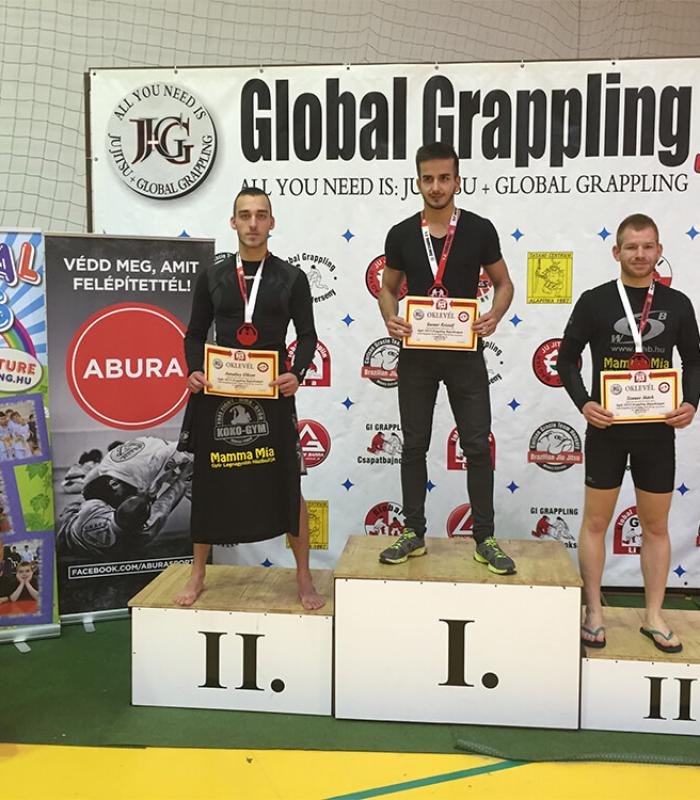 Global Grappling