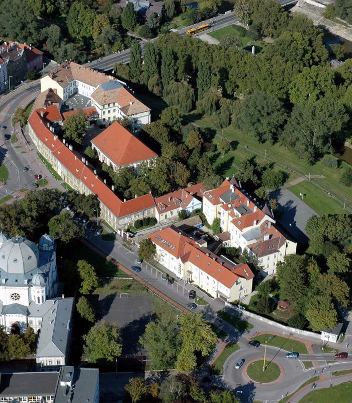 Insula Lutherana épületegyüttes