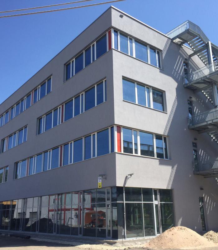 Bosch gyár - Budapest