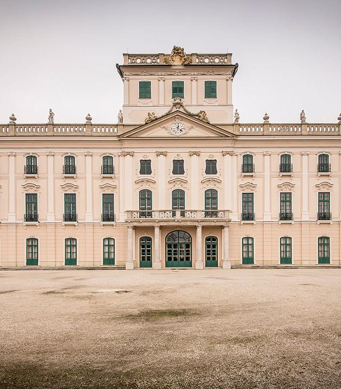 Fertődi Eszterházy-kastély