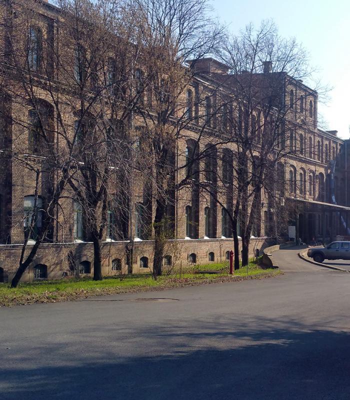 1113 Budapest, Daróczi út 3. szám alatti 3. épület részleges belső átalakítása