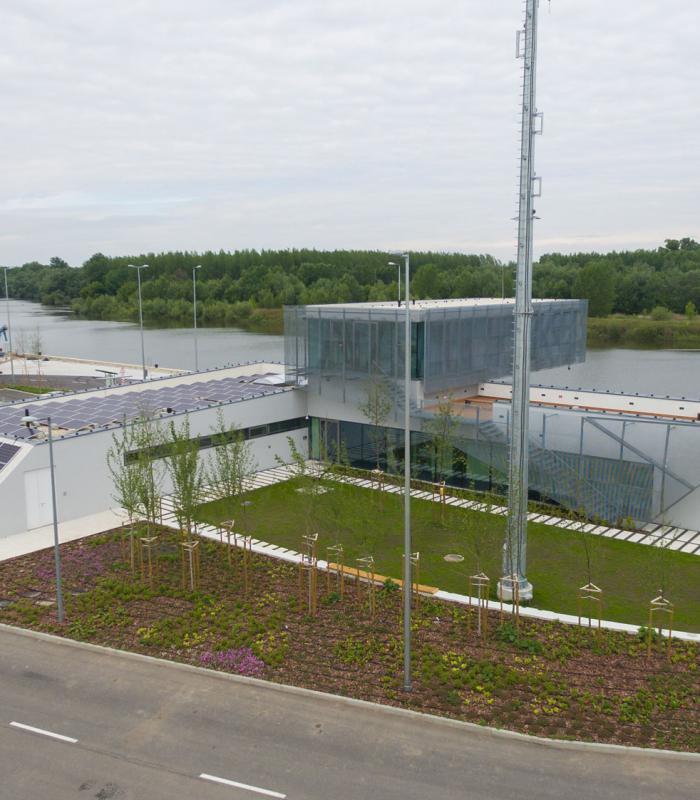 Győr-Gönyű Országos Közforgalmú Kikötő továbbfejlesztése