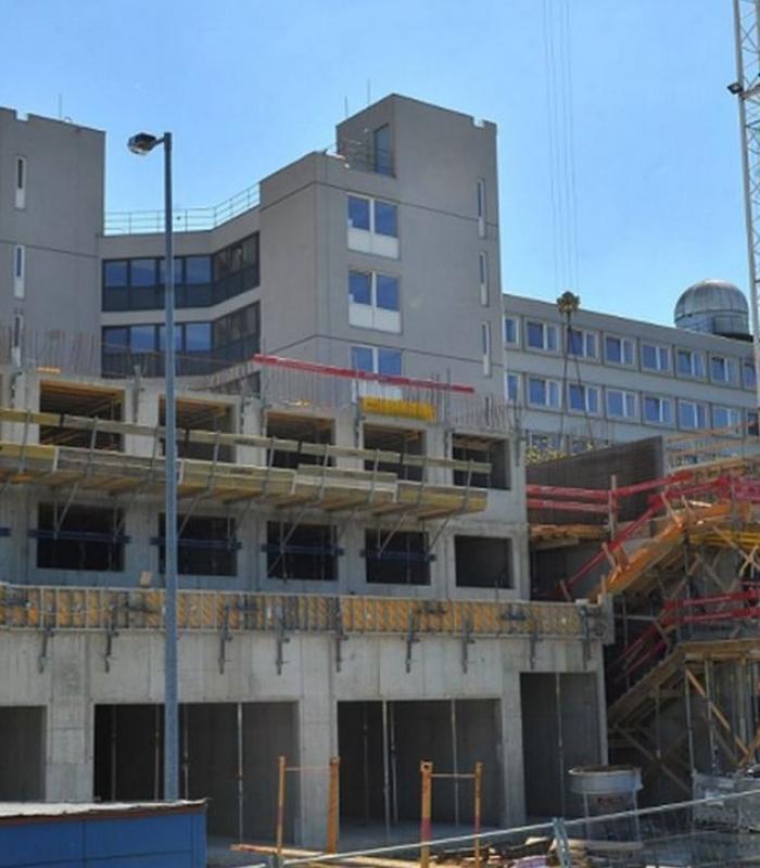 Kollégiumépítés korlátozásokkal Győrben