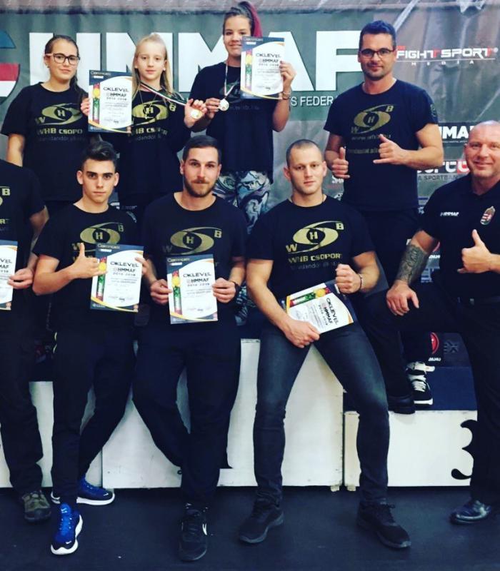 Lezajlott a Szombathelyi UWW Grappling és Amatőr MMA Magyar Bajnokság fordulója