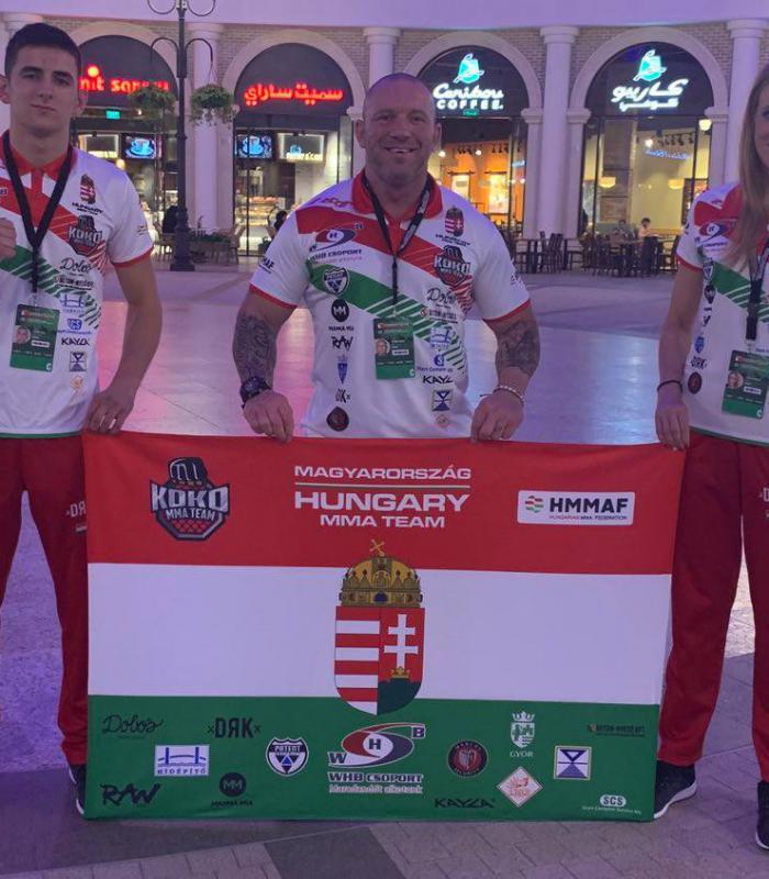 Koko Gym - Bahrein amatőr világ kupa felkészülés