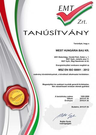 ISO 50001 2011-2